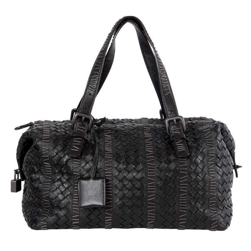 BOTTEGA VENETA black MONTAIGNE LIMITED EDITION Shoulder Bag