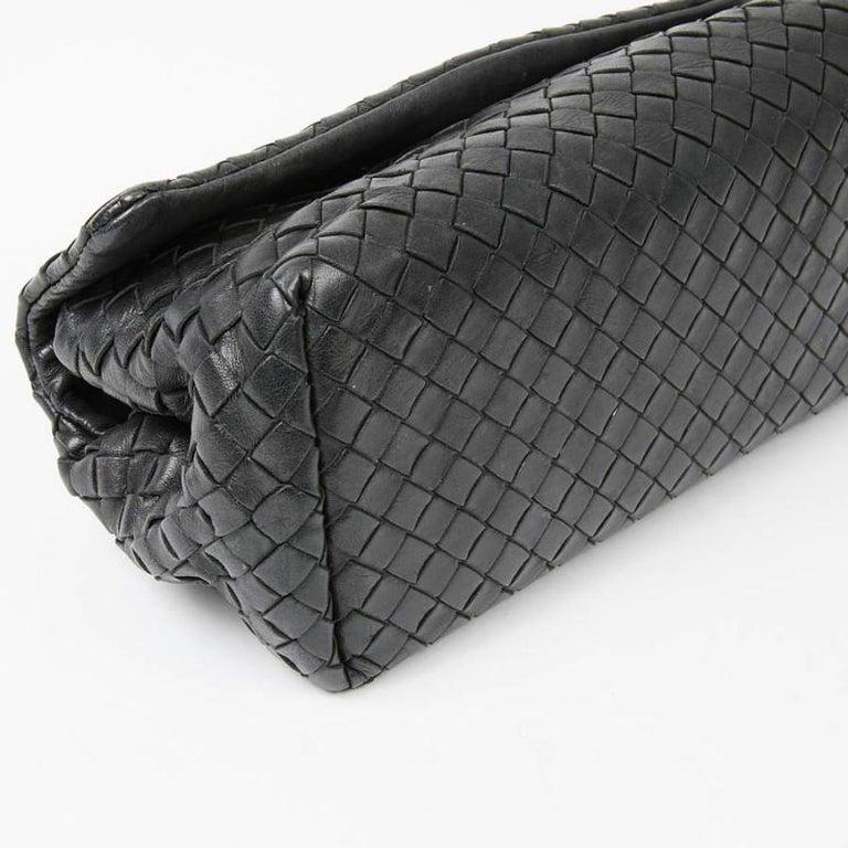 Women's BOTTEGA VENETA Braided Leather Clutch For Sale