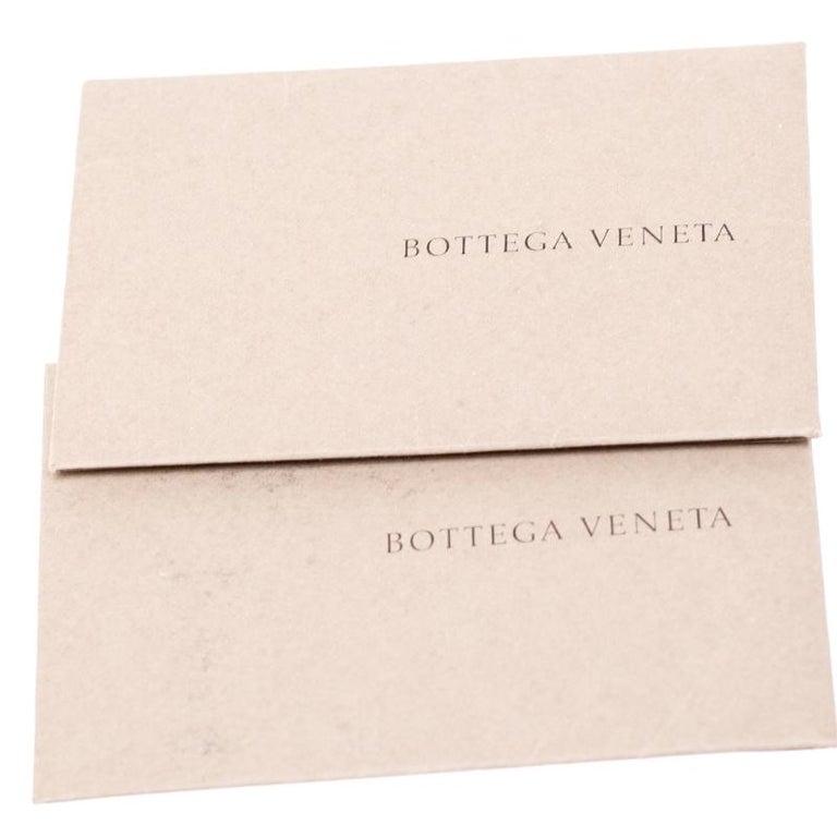 Bottega Veneta Brown Intrecciato Leather Satchel For Sale 2