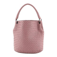 Bottega Veneta Bucket Bag Intrecciato Nappa Small