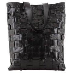 Bottega Veneta Cassette Tote Bag Maxi Intrecciato Leather