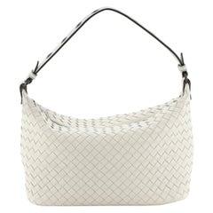 Bottega Veneta Ciambrino Bag Intrecciato Nappa with Grommet Detail Small
