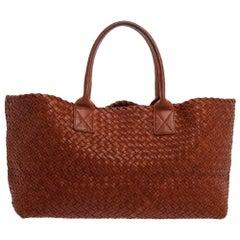 Bottega Veneta Cinnamon Leather Medium Limited Edition 180/500  Cabat Tote