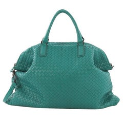 Bottega Veneta Convertible Satchel Intrecciato Nappa Large