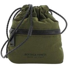 Bottega Veneta Drawstring Multifunction Case Nylon