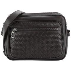 Bottega Veneta Front Pocket Crossbody Bag