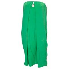 Bottega Veneta Green Cocktail Dress