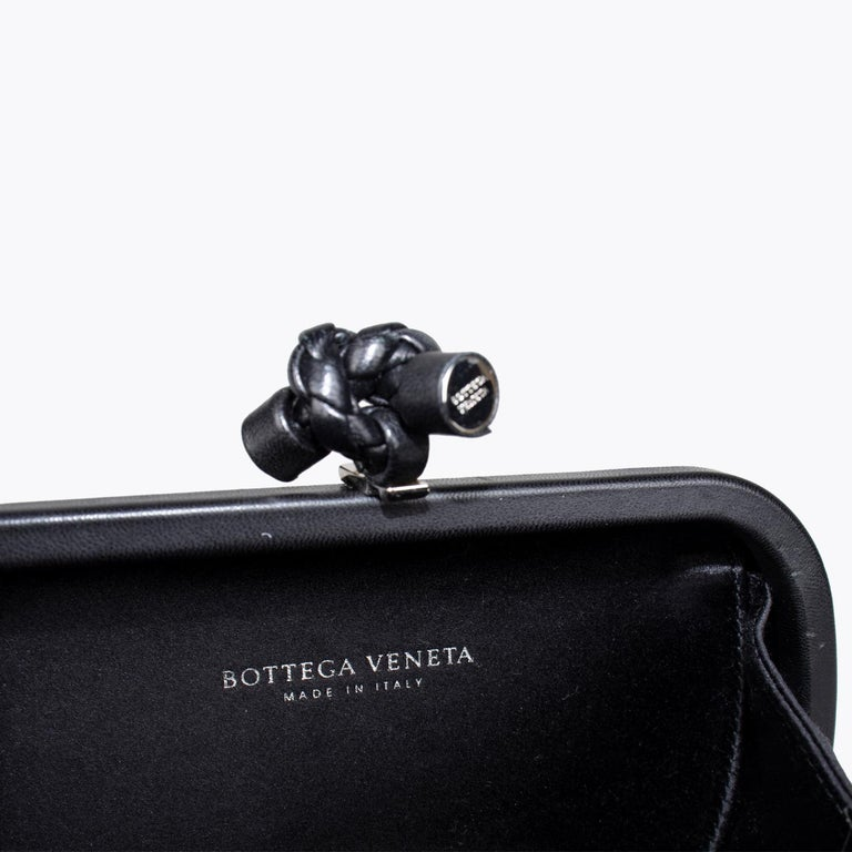 Bottega Veneta Knot Clutch For Sale 3