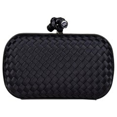 Bottega Veneta Knot Clutch