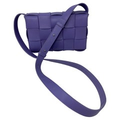 Bottega Veneta Lavendar Color Leather Bag