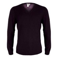 Bottega Veneta Men's Brown Sweater L