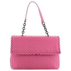 Bottega Veneta Olimpia Crossbody Bag