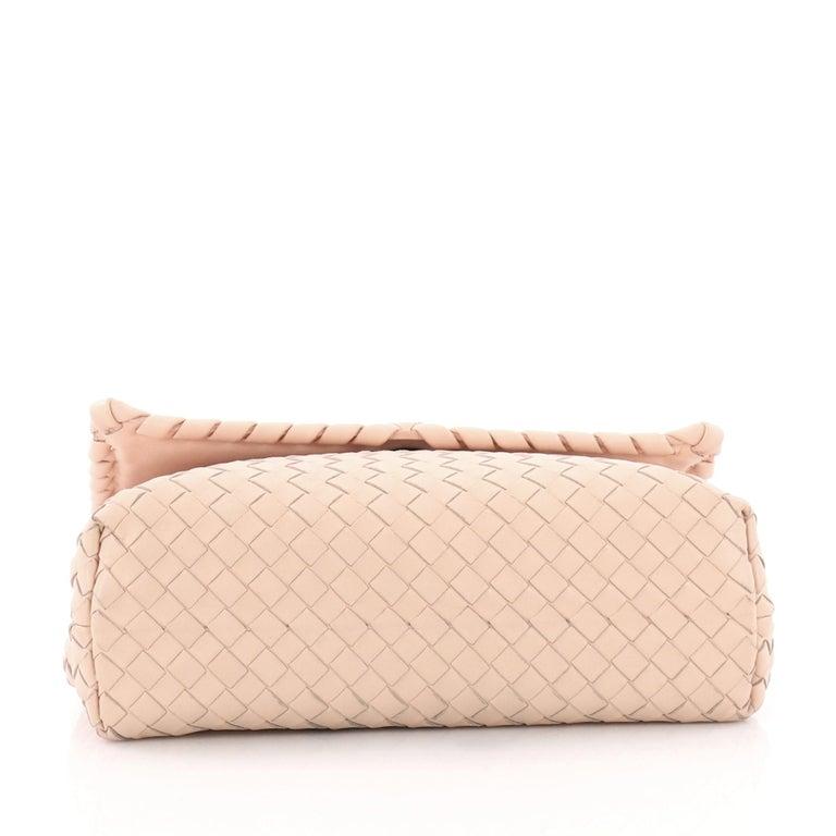 638b4091ddba Women s or Men s Bottega Veneta Olimpia Shoulder Bag Intrecciato Nappa  Small For Sale