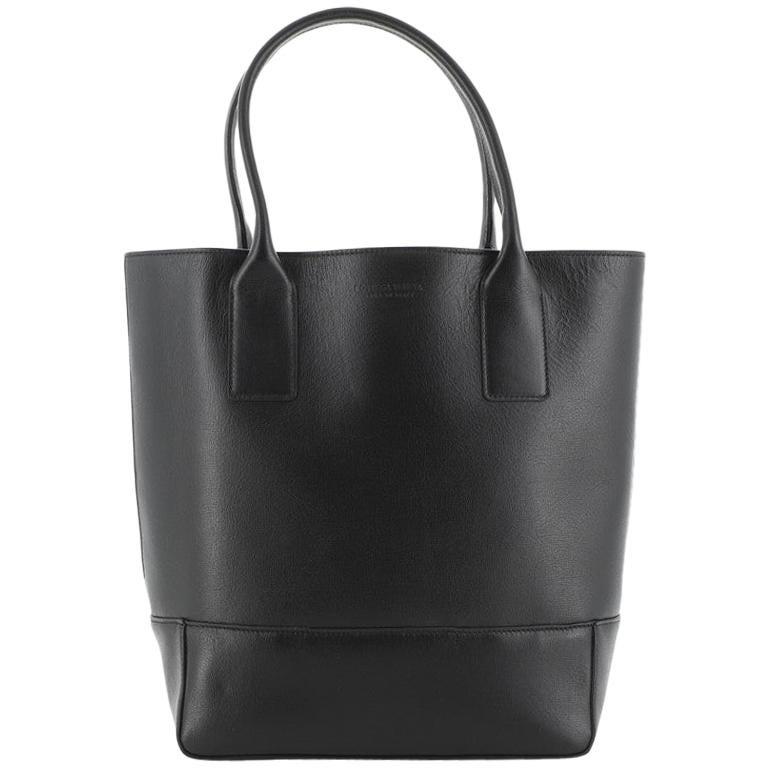 Bottega Veneta Open Tote Leather Medium