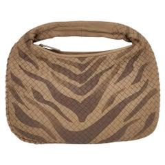 BOTTEGA VENETA Veneta Shoulder bag in Brown Leather