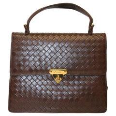 Bottega Veneta Vintage Top Handle Bag