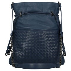 Bottega Veneta Woman Bucket bag Navy