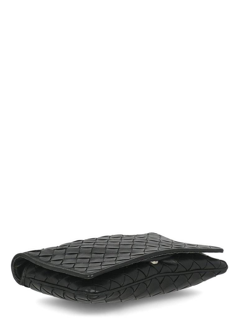 Bottega Veneta Woman Shoulder bag  Black Leather 1