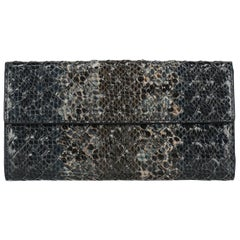 Bottega Veneta Woman Wallet Navy