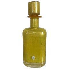 Bottiglia Murano Salviati