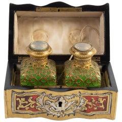 Bottle Box, Napoleon III Period