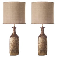 Bottle Ceramic Table Lamps