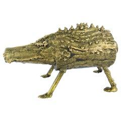 Figurative Metal Sculpture