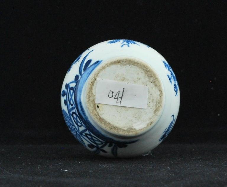 Bottle Vase, Bow Porcelain Factory, circa 1747 In Excellent Condition For Sale In Melbourne, AU