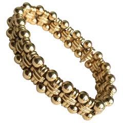 Boucheron 18 Carat Yellow Gold Boucheron Bracelet