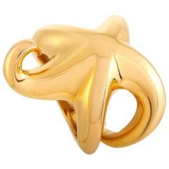 Boucheron 18 Karat Yellow Gold Ring