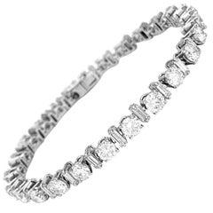 Boucheron Diamond Tennis Bracelet