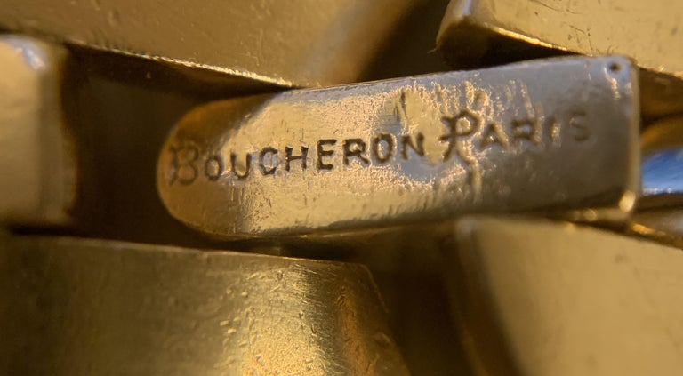 Boucheron Gold Convertible Necklace For Sale 2