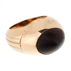 Boucheron Limited Edition Rose Gold Ring