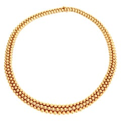 Boucheron Necklace in 18 Carat Yellow Gold