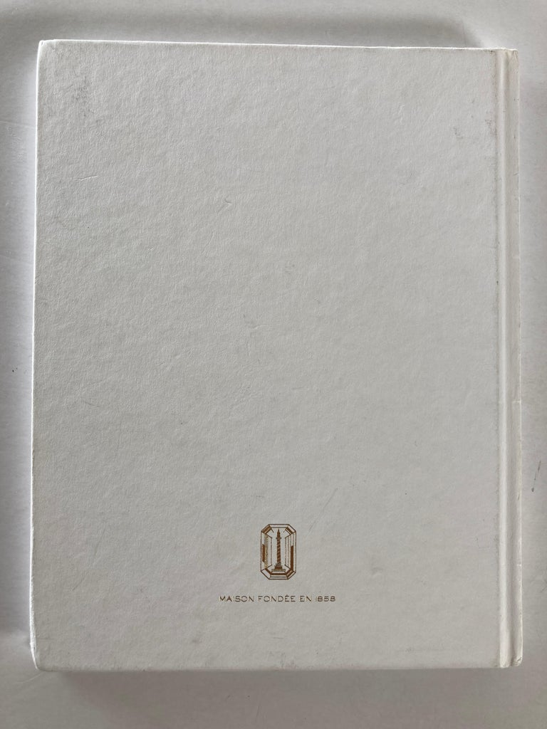 French Boucheron Paris First Art Jeweler of the Place Vendome Hardcover Book For Sale