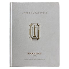 Boucheron Paris First Art Jeweler of the Place Vendome Hardcover Book