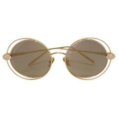 Boucheron Serpent Boheme Limited Edition Sunglasses