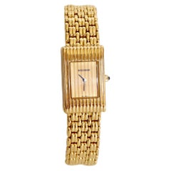Boucheron Watch Reflet in 18K Yellow Gold