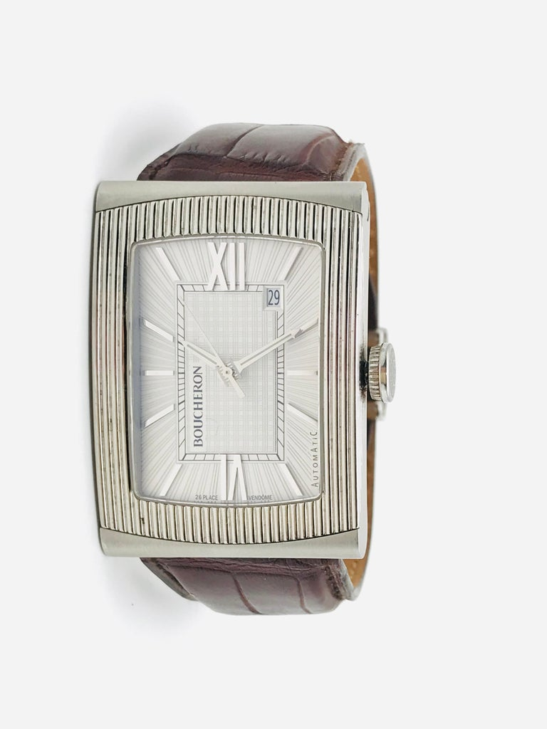Boucheron Watches Reflet XL Automatic Anniversary 150 Years For Sale 6