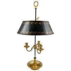 Bouillotte Lamp, Late 18th Century