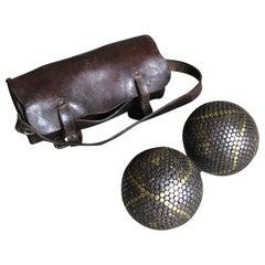 Boules De Petanque Set