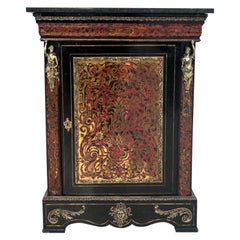 Boulle Cabinet from circa 1860
