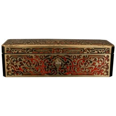 Boulle Napoleon III Decorative Box