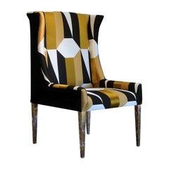 Bourbon Armchair by Spini Firenze
