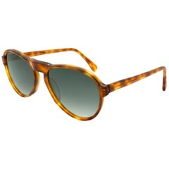 Bourgeois aviator vintage sunglasses, FRANCE