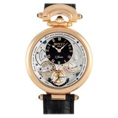 Bovet Fleurier Complications Monsieur Watch AI43003