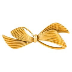 Bow Tie 14 Karat Tiffany & Co Brooch