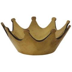 "Bowl, ""Crown"", by Carl Auböck"