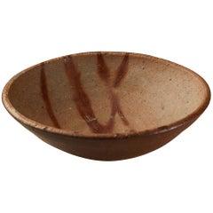 Bowl, Designed by Kei Fujiwara, Japan, 1960s