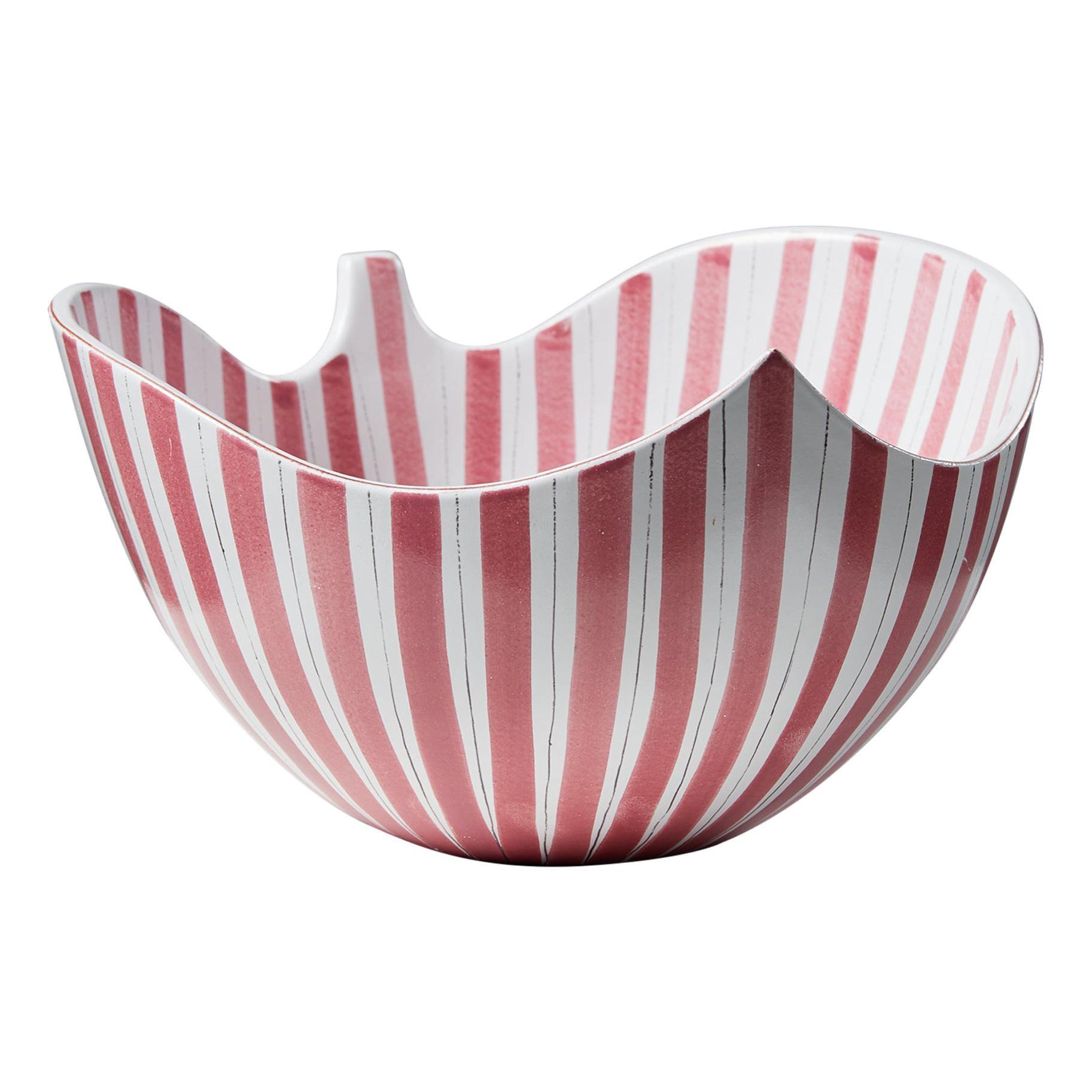 Bowl designed by Stig Lindberg, Sweden, 1950's